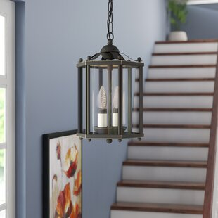 Sussex 2-Light Foyer Pendant
