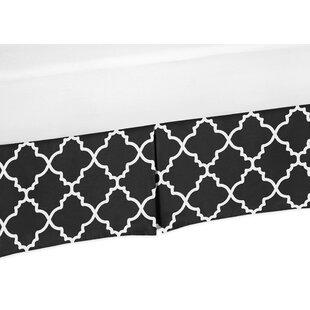 Top Reviews Trellis Crib Skirt BySweet Jojo Designs