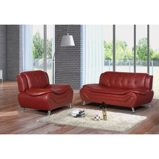 Tolar 2 Piece Living Room Set by Latitude Run