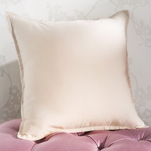 Cort Cotton & Linen Throw Pillow
