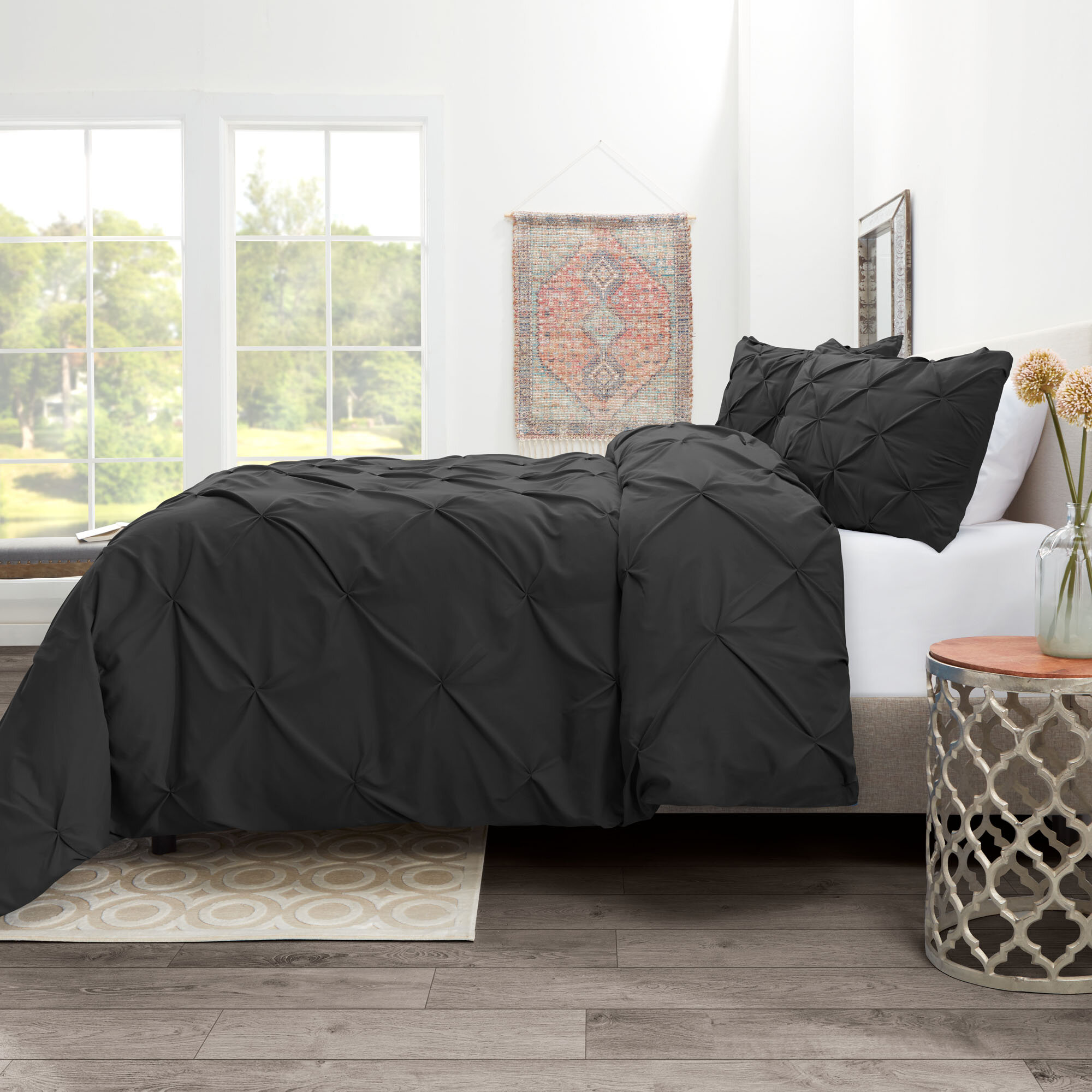 Black Bedding Sets Free Shipping Over 35 Wayfair