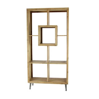 Alosio Geometric Bookcase by Foundry Select SKU:EC525123 Buy