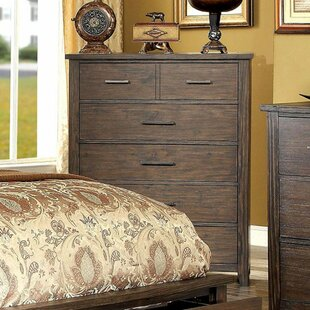 Bluford Wooden 6 Drawer Chest