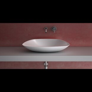 Price Check Az Out Unique Rectangular Vessel Bathroom Sink ByMaestro Bath