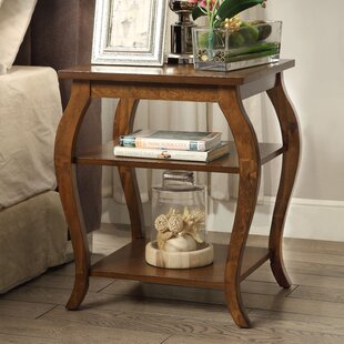 Cumbria End Table Charlton Home