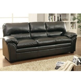 Kerens Bonded Sofa by Winston Porter Today Sale Only
