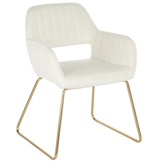Aliceville Upholstered Dining Chair by Everly Quinn SKU:EC699671 Order