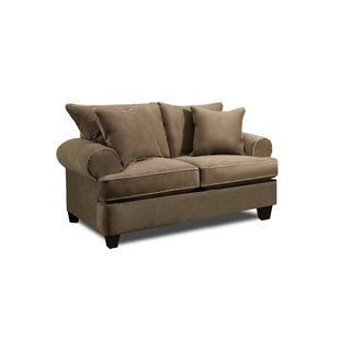 Vanessa Loveseat by Alcott Hill New Design