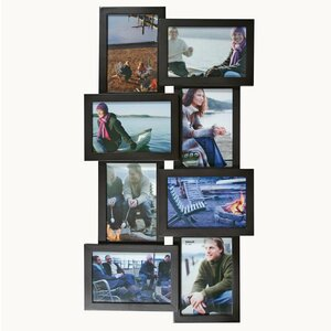 Bressler 8 Piece Picture Frame Set