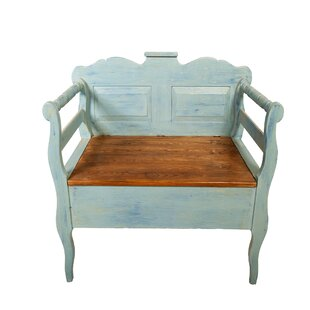 Eglantine Wooden Storage Bench