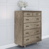 Clitherall 6 Drawer Chest by Loon Peak®
