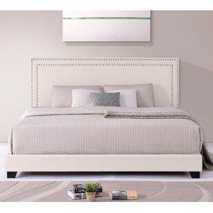 Gonzalez 50 High Profile Platform Bed by Alwyn Home