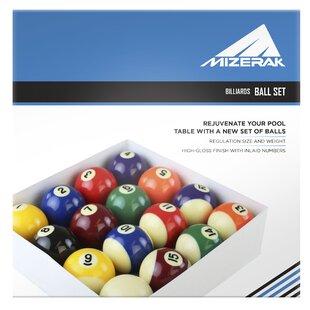 Gameroom Deluxe Billiard Ball Set