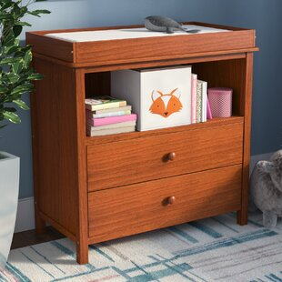 Buy luxury Kameron Changing Dresser By Harriet Bee