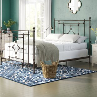 Tengan Panel Bed by Charlton Home
