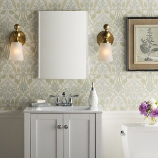 Find the perfect Lamberson 16.18 x 26.18 Rectangular Recessed Medicine Cabinet ByWinston Porter