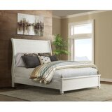 Risner Sleigh Bed by Gracie Oaks