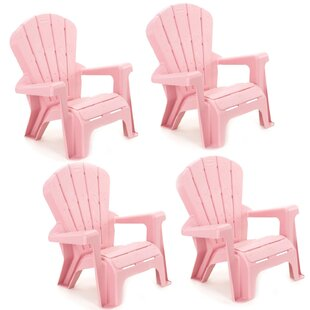 Price comparison Kids Adirondack Chair (Set of 4) ByLittle Tikes