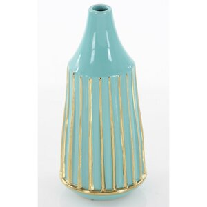 Dickerson Smooth Texture Ceramic Vase