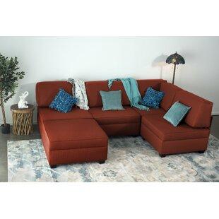 Attica Modular Convertible Sofa