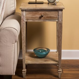 Kelm End Table by Ophelia & Co.