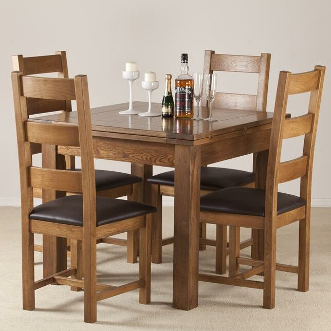 Rayleigh Flip Top Folding Dining Table