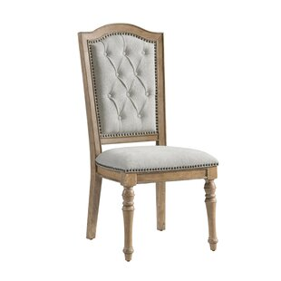 Price Check Elena Upholstered Dining Chair (Set of 2) by Ophelia & Co. Reviews (2019) & Buyer's Guide