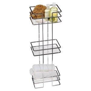 10 W x 30.5 H Bathroom Shelf