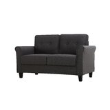 Garfinkel Loveseat by Charlton Home®