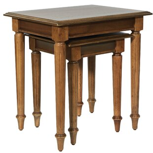 Brundidge 2 Piece Nesting Tables