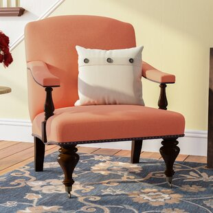 Deschamps Armchair by Darby Home Co