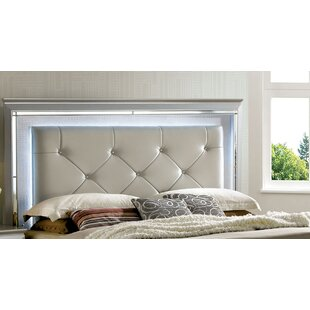 Withrow Queen Upholstered Panel Headboard