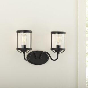 Affordable Salisbury 2-Light Vanity Light By Birch Lane™