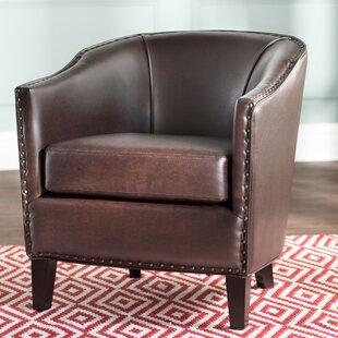 Borquez Barrel Chair by Willa Arlo Interiors