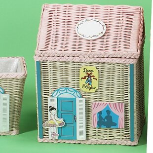 Searching for Small Wicker Laundry Hamper ByGift Mark