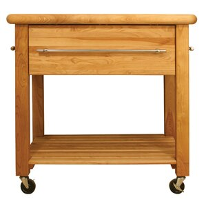 Grand Workcenter Kitchen Island by Catskill Craftsmen, Inc.