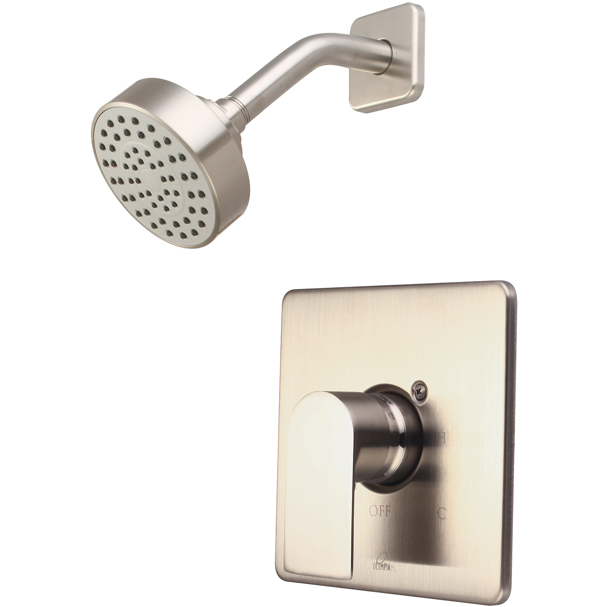 Olympia Faucets I4 Single Handle Volume Control Shower Faucet Wayfair