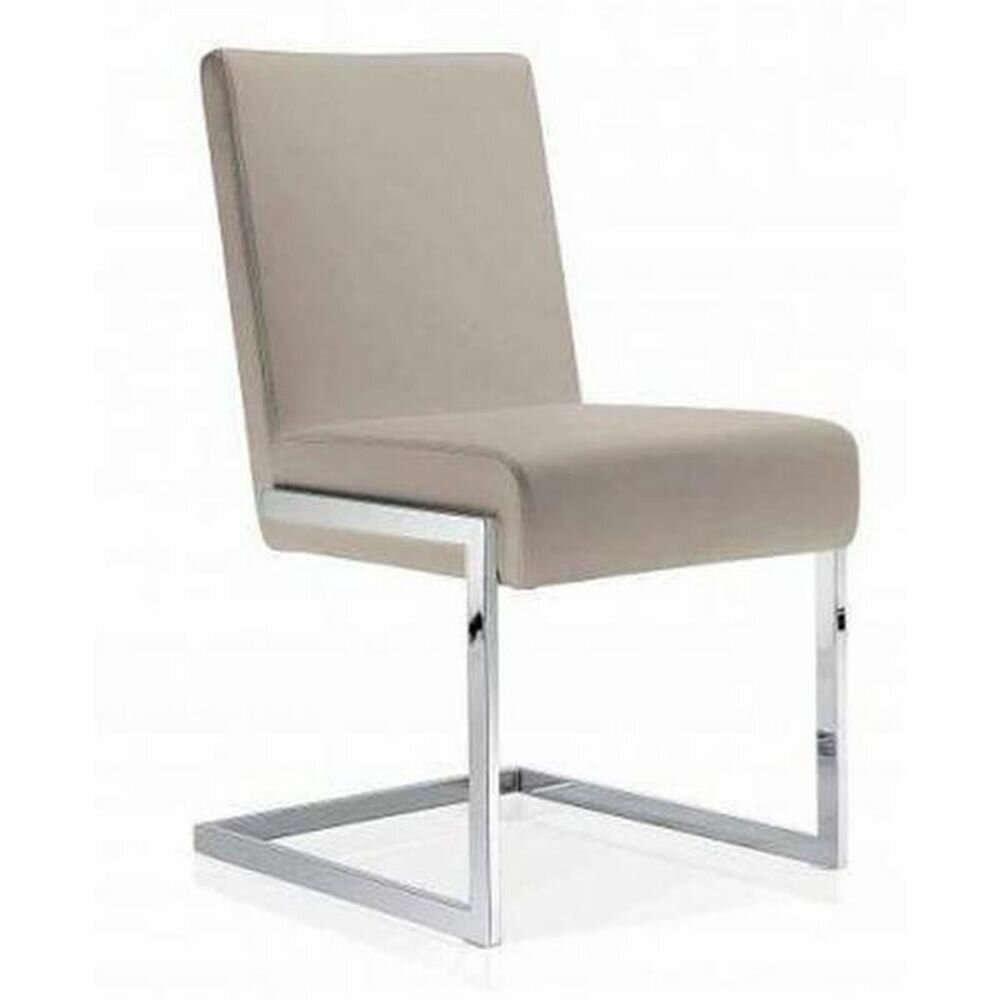 Orren Ellis Dorchester Upholstered Side Chair In Dove Gray Wayfair
