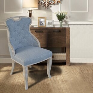 Straub Upholstered Dining Chair (Set of 2)