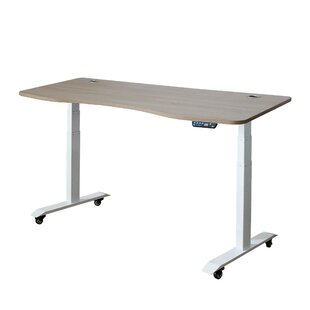 Juliette Ergonomic Height Adjustable Standing Desk by Symple Stuff Top Reviews