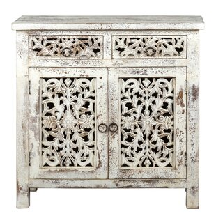 Elayna 2 Drawer Accent Cabinet