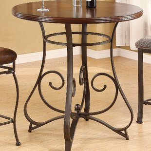 Enfield Pub Table by Fleur De Lis Living Herry Up