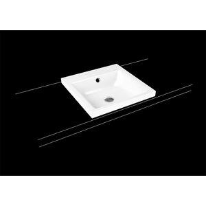 Kaldewei 46 cm Aufsatz-Waschbecken Puro