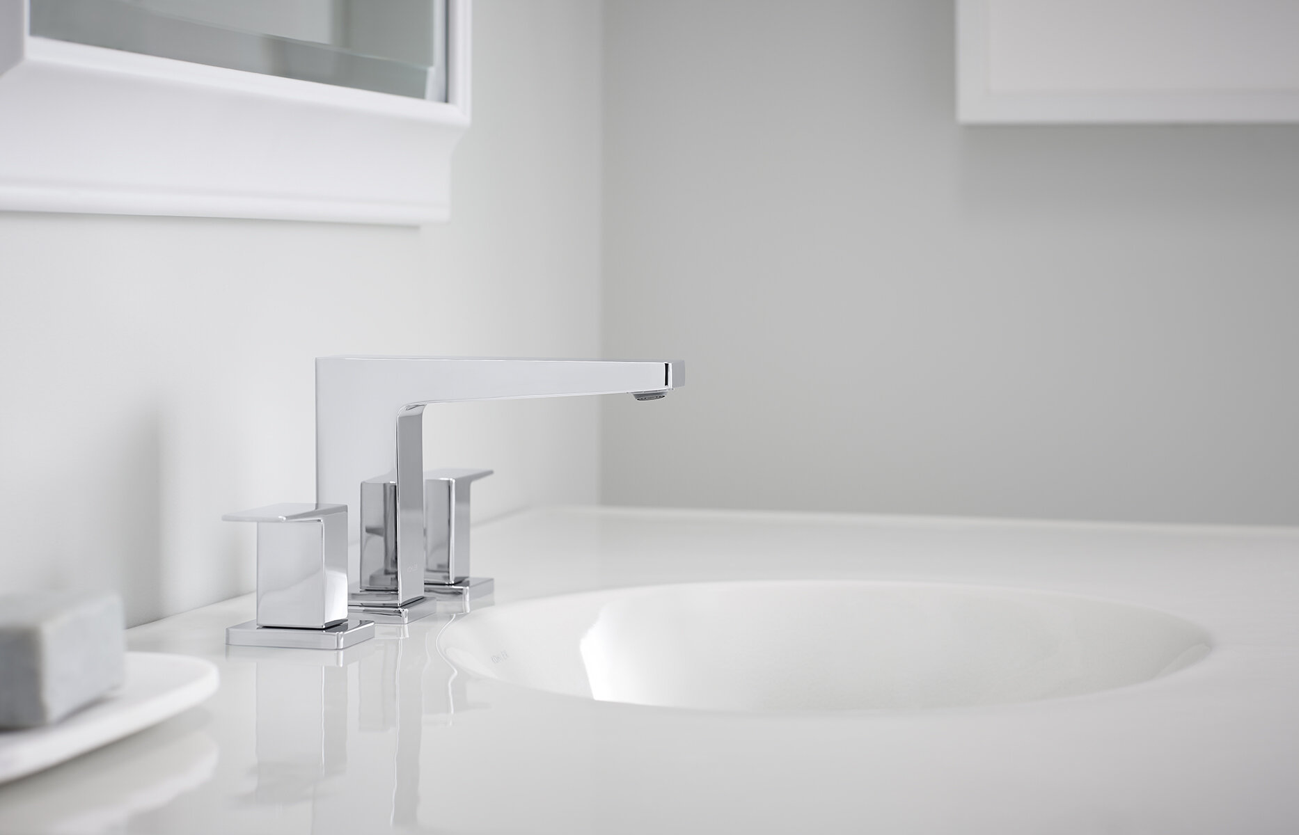 Kohler Honesty Widespread Bathroom Sink Faucet 1 2 Gpm Wayfair Ca