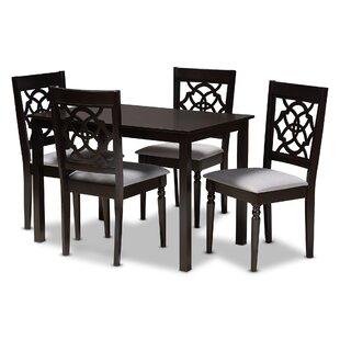 Heinrich 5 Piece Dining Set