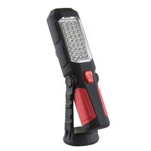 300 Lumen COB LED Work Light Flashlight Swivel Head Magnetic Back Hanging Hook