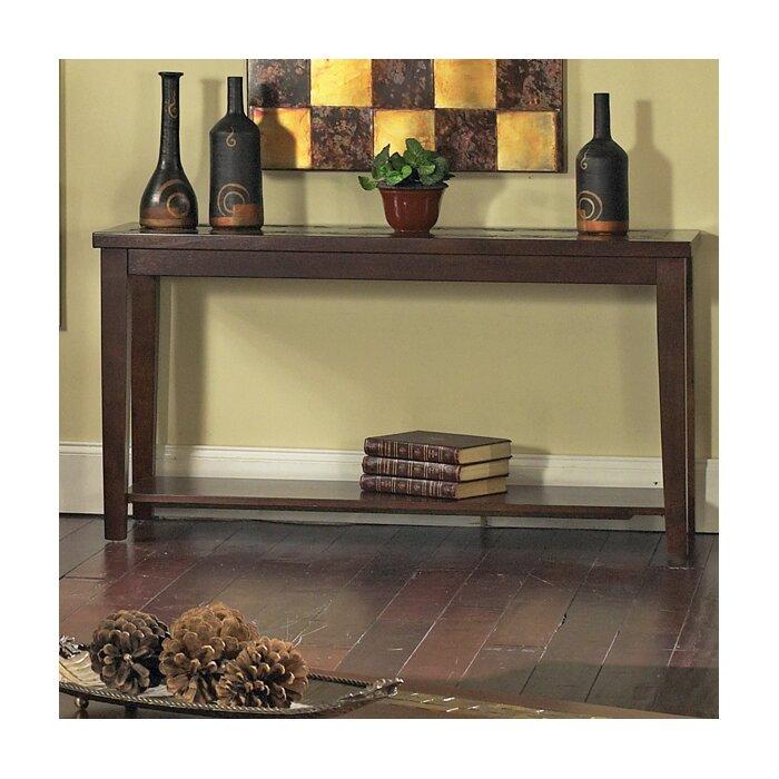 Excellent Davenport Console Table Customarchery Wood Chair Design Ideas Customarcherynet