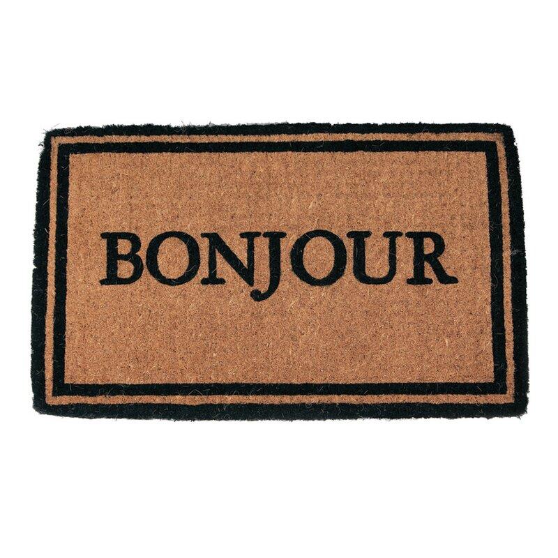 Patrick Bonjour Doormat