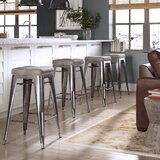 Widefield Bar & Counter Stool (Set of 4) by Trent Austin Design®