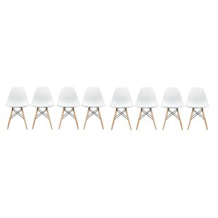 Allston Solid Wood Dining Chair (Set of 8)
